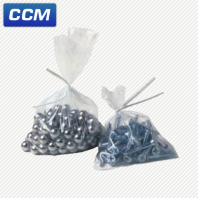 Polythene bags, LD clear (250G)